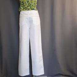 5-Pocket Hose weiß