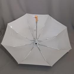 Regenschirm, hellgrau