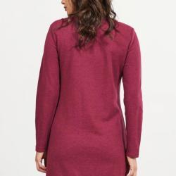 Kleid BERRY, himbeerfarben